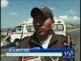 10 heridos deja accidente de tránsito en la avenida Simón Bolívar