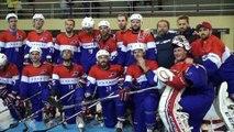 ROLLER HOCKEY - MONDIAL 2015 A ROSARIO : Résumé en image sur le parcours de l'équipe de France