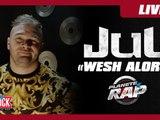 """Jul """"Wesh Alors"""" - Ambiance dans Planète Rap !"""