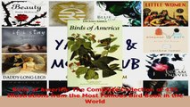 PDF Download  Birds of America The Complete Collection of 435 Illustrations from the Most Famous Bird Download Online