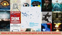 Download  Atlas of Shrinking Cities English and German Edition Ebook Free