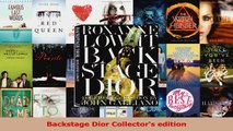 PDF Download  Backstage Dior Collectors edition Download Online
