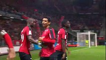 29/08/15 : Giovanni Sio (90') : Rennes - Toulouse (3-1)