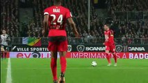 06/11/15 : Abdoulaye Doucouré (4') : Angers - Rennes (0-2)