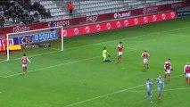 28/11/15 : Jérémie Boga (44') : Reims - Rennes (2-2)