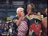 Dusty Rhodes & Dustin Rhodes vs. Ric Flair & Jeff Jarrett WCW Greed 2001