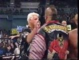 Dusty Rhodes & Dustin Rhodes vs. Ric Flair & Jeff Jarrett WCW Greed 2001