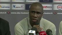 Basket - Pro A - SLUC : Mickaël Pietrus «Je suis ici pour apporter et retrouver mon meilleur niveau»