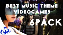 SixPack - Best Music Themes in VideoGames
