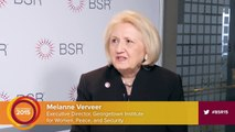 A Video Interview with Melanne Verveer at the BSR Conference | BSR