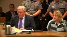 NY prison break aid Joyce Mitchell sentenced to prison