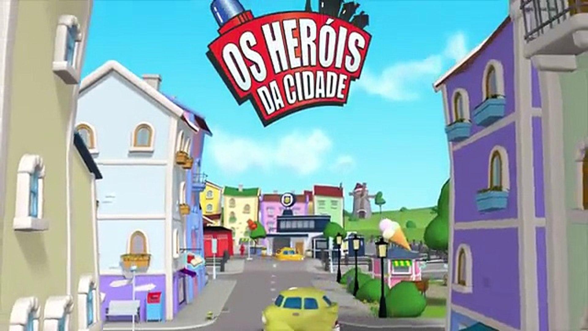 Os Herois Da Cidade Mau Tempo Video Dailymotion