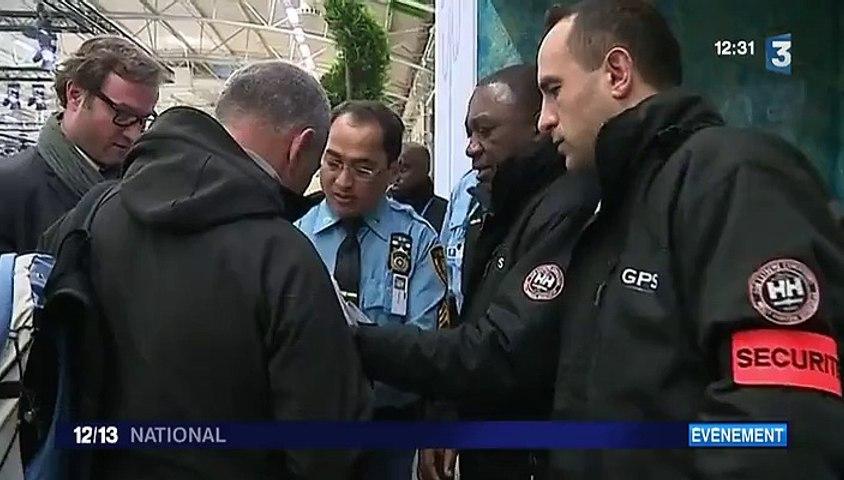 COP21 : un événement mondial sous très haute sécurité