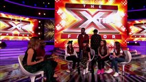 The Xtra Factor UK 2015 Live Shows Week 5 Chatting with The Groups