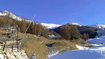 Hautes-Alpes : Le réchauffement climatique menace les stations de ski
