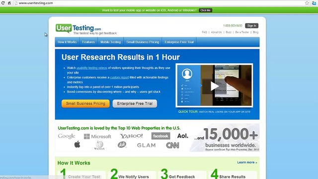 How to earn $50 per hour looking at websites
