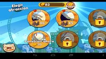 Juego Nutty Fluffies Rollercoaster - para Android