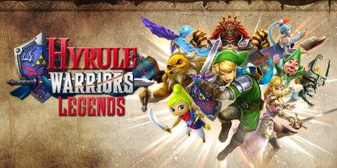 Hyrule Warriors : Legends | Nintendo 3DS Trailer HD 1080p 30fps - E3 2015