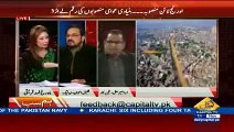 Shakeel Awan & Ibrahim Mughal Fight In Live Show Abusing Each Other