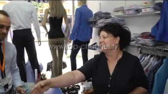 Rama në Lezhë: Tregtarët, të barabartë - Top Channel Albania - News - Lajme