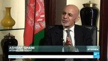 MSF hospital bombing 'tragic incident,' Afghan president tells FRANCE 24