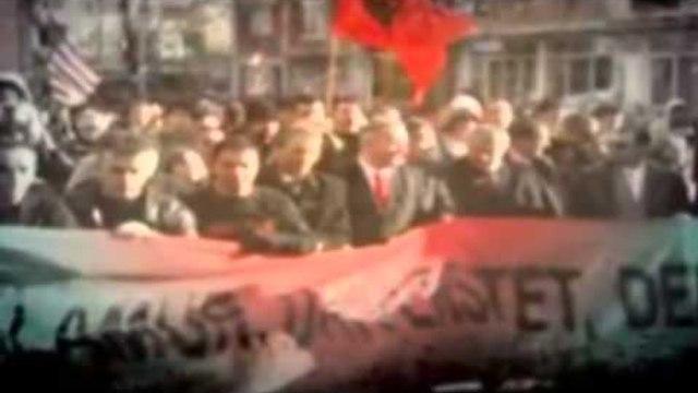 LUGINA E PRESHEVES SHQIPTARET RINISIN PROTESTAT PER TE DREJTAT E TYRE LAJM