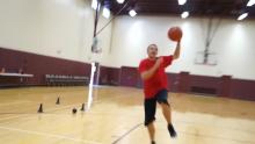 Great Finishing Drill For Basketball