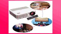 Best buy LCD Projector  EUG X760A LCD HD Wireless Android42 Wifi Multimedia HDMI LED Video Projector Support