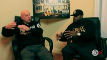 Crooked I in Studio with Dre Dre, also Tupac, Jay Z & Eminem top Mcs