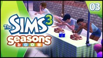 SUMMER FUN! - Sims 3 SEASONS - EP 3
