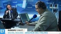 """Rocard : """"Je ne suis pas un acteur de la COP21, je ne suis pas invité"""""""