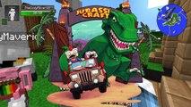 Minecraft Dinosaurs | Jurassic Craft Modded Survival Ep 73! NEW WATER DINOSAUR!