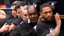 Jonah Lomu  hommage haka chant de deuil maori dernier haka