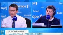 """Manuel Valls : """"Nous devons continuer à vivre !"""""""