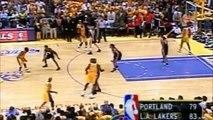 Kobe Bryant se retire... Voici le Top 10 de sa carrière en NBA