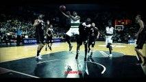 BASKET BALL - NANTERRE / TRENTE : BANDE-ANNONCE