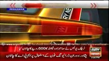 Traffic violation results in PPP MPA being fined