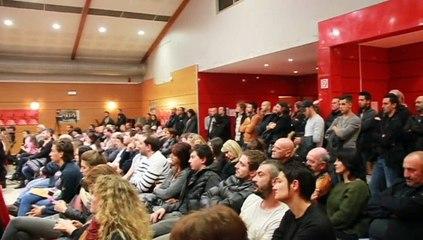 Discorsu di Jean-Guy TALAMONI - Meeting CORSICA LIBERA in Bastia