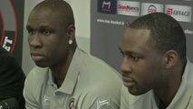 Basket - Pro A - SLUC : Les frères Pietrus réunis