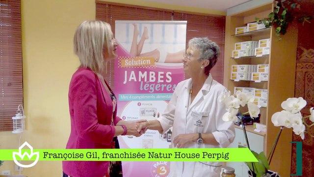 Aurelia - Centre Naturhouse Perpignan (66) - 2 ans après