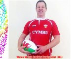 Wales Welsh Cooldry Rugby Shirt (XXL)
