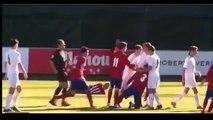 Luca Zidane pète un plomb, donne un coup de tête et se fait expulser - football