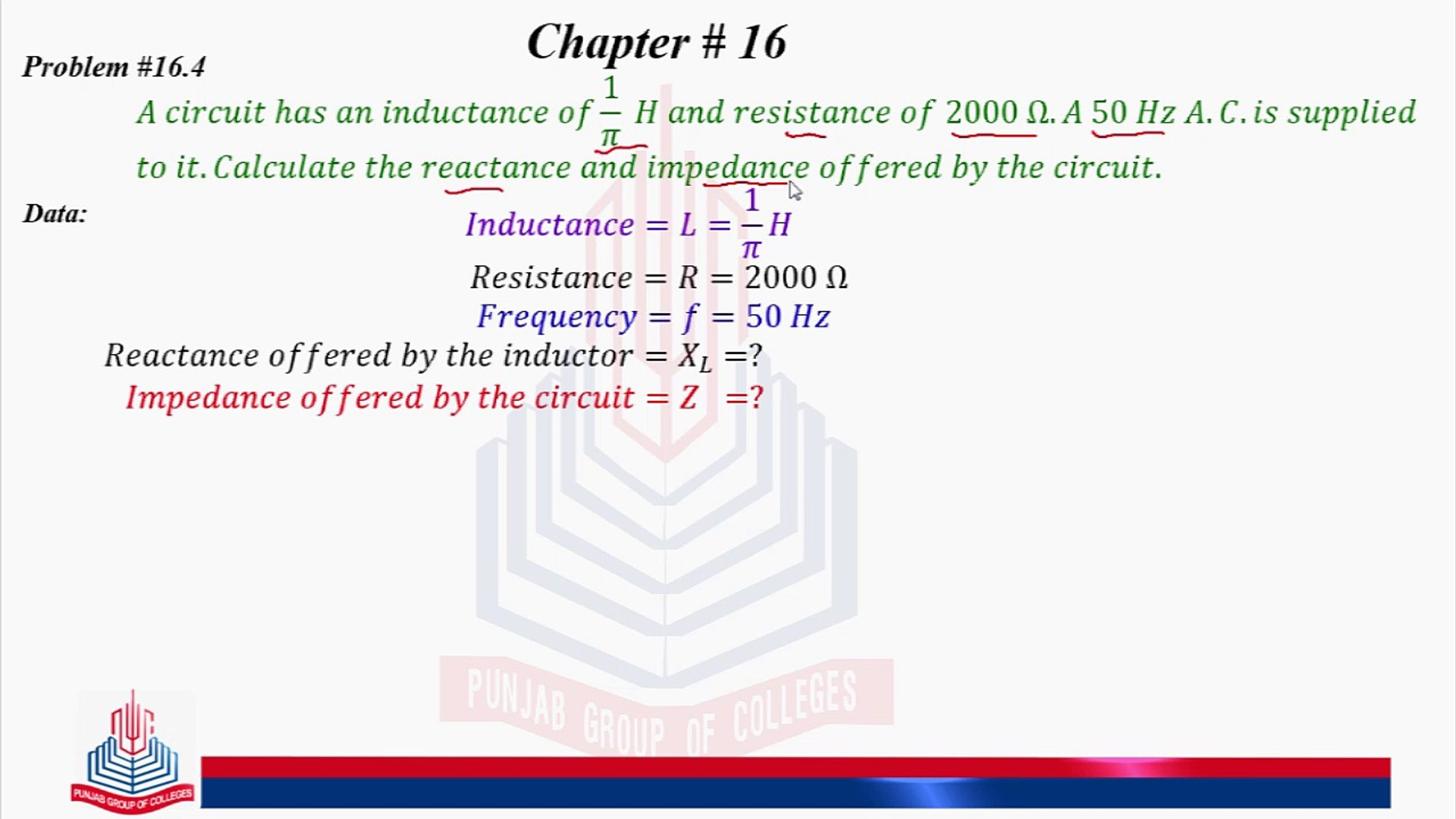 Ac Inductor Circuits Reactance And Impedance Inductive