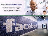 Facebook help wanted Call @ 1-877-788-9452 || Facebook Help tips & Support