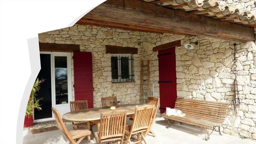 A vendre - villa - Lauris (84360) - 5 pièces - 180m²