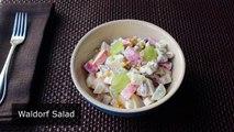 Salade Waldorf Comment Faire un Waldorf Recette de la Salade de Fruits