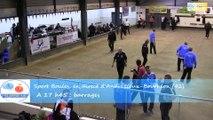 Barrages du Super 16 Masculin, Sport Boules, Andrézieux-Bouthéon 2015