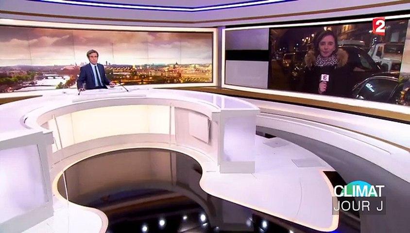 COP21 : François Hollande reçoit le président des Etats-Unis à Paris