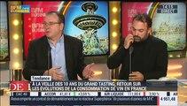 La tendance shopping: Les Français sont-ils toujours de grands consommateurs de vins? – 01/12