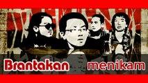 Brantakan - Menikam | Alternative Punk Rock Grunge Dark Wave Indie Music Video